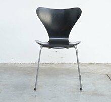 3107 Series Butterfly Stuhl von Arne Jacobsen für