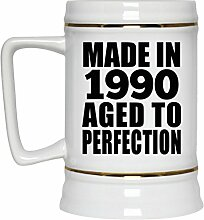 31st Birthday Made In 1990 Aged to Perfection -