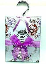 32G Lavendel Duft Kleiderschrank Kleiderbügel 4Stück Duftsäckchen–Home Duft–Potpourri