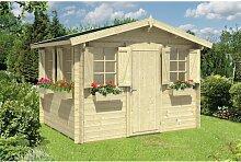 320 cm x 260 cm Gartenhaus Marques Garten Living