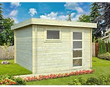 320 cm x 320 cm Gartenhaus Craigsville Garten