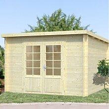 320 cm x 320 cm Gartenhaus Culpeper Garten Living