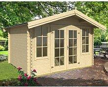 330 cm x 330 cm Gartenhaus  Beam Garten Living