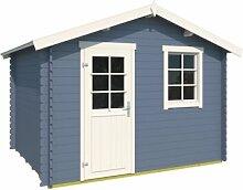 335 cm x 335 cm Gartenhaus Wiggs Garten Living