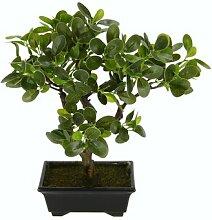 35 cm Künstlicher Bonsai-Baum im Topf