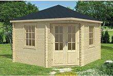 350 cm x 350 cm Gartenhaus Syed Garten Living