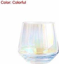 350 ml farbige Gläser, Wasser/Saft/Weinglas,