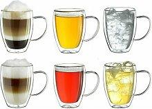 350 ml Kaffeeglas Clawson