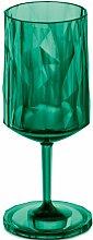 350 ml Weinglas Club Koziol Farbe: Grün