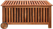 356 L Aufbewahrungsbox aus Holz Britt Alpen Home