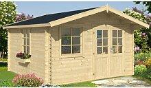 360 cm x 360 cm Gartenhaus Beaty Garten Living