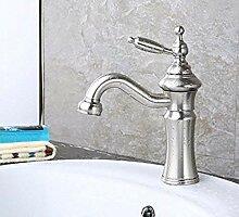 360 ° drehbare Wasserhahn Retro Wasserhahn