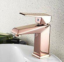360 ° drehbaren Wasserhahn Retro Wasserhahn Bad