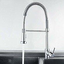 360 drehbarer Küchenarmatur abnehmbare