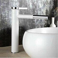 360 Swivel Gegrilltes Weiß Waschbecken