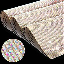 36000 Stücke Bling Kristall Strass Aufkleber DIY