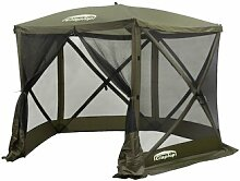 366 cm x 366 cm Pop-Up Pavillon Vigue aus