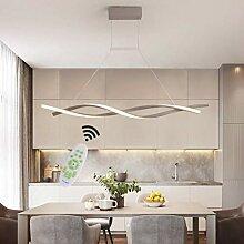 36W LED Pendelleuchte Dimmbar Wohnzimmer Lampe
