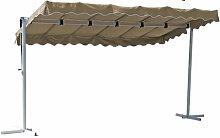 375 cm x 225 cm Ausfahrbare Terrassenmarkise