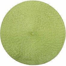 38 cm Deckchen Trial Konsimo Farbe: Grün