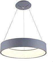 38W LED Pendelleuchte Wohnzimmer Warmweiß Lampe
