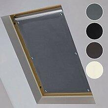 38x75cm Verdunkelungsrollo Dachfenster