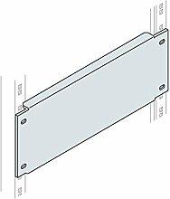 'abb-entrelec Raumteiler Aluminium IS2Rack