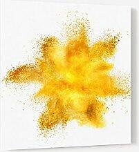 'Boden für Dunstabzugshaube aus Glas-Synthese