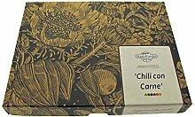 'Chili con Carne' Samen-Geschenkset mit 5