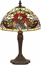 39 cm Tischleuchte Tiffany lamps Artistar