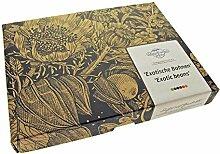 'Exotische Bohnen' Samen-Geschenkset mit 4