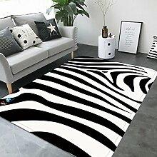 3DAbstrakt schwarz und weiß