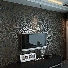 3D Abstrakt Wohnzimmer Tapeten Luxus Vliestapete