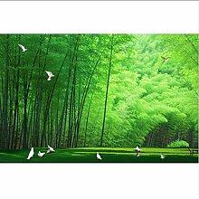 3d angepasst tapete foto 3d tapete Bambus