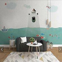 3d Bär Kinder Schlafzimmer Wandbild Foto Tapete