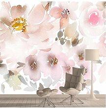 3d Blumen Wandtapete Tapete für Wohnzimmer