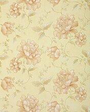 3D Blumentapete Floral Tapete EDEM 748-31 3D Luxus