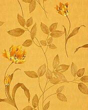 3D Blumentapete Floral Tapete EDEM 769-32