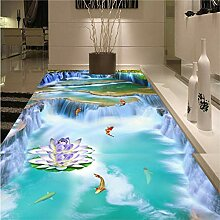 3D Boden Aufkleber Bad Schlafzimmer Badezimmer