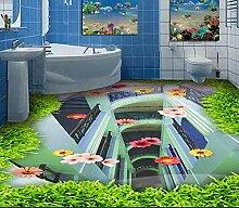 3d boden tapetenwandbilder pvc vinyl bodenfliese