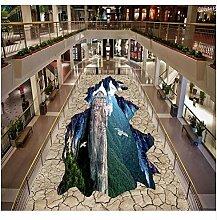 3D Boden Wandbilder Tapete Fliesen Wasserdichte