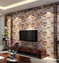 3D Brick Tapete Brick Tapete Tapete Eigenschaften ( Color : 4 )