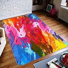 3D Bright Colors 304 Rutschfest Teppich Matte Raum