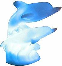 3D Cartoon Led Nachtlicht Lampen Dolphin kreative Dekoration LED Tischleuchte