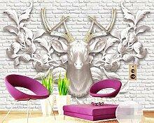 3D Custom Wallpaper Dreidimensionale Relief Gips