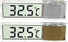 3D Digital elektronische Aquarium Thermometer Tank