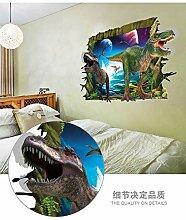 3D Dinosaurier Aufkleber für kinderzimmer