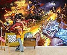 3D Dragon Ball 157 Japan Anime Tapeten Drucken
