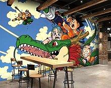 3D Dragon Ball 218 Japan Anime Tapeten Drucken