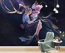 3D Dragon Maid 260 Japan Anime Tapeten Drucken